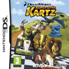 DreamWorks Super Star Kartz voor Nintendo DS