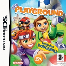 EA Playground Losse Game Card voor Nintendo DS