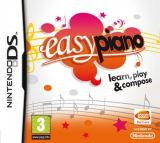 Easy Piano voor Nintendo DS