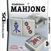 Eindeloos Mahjong Losse Game Card voor Nintendo DS
