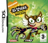 El Tigre The Adventures of Manny Rivera voor Nintendo DS