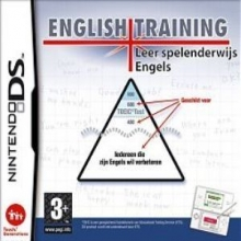 English Training: Leer spelenderwijs Engels Losse Game Card voor Nintendo DS