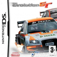 Evolution GT voor Nintendo DS