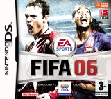 FIFA 06 Losse Game Card voor Nintendo DS