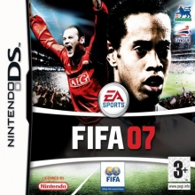 FIFA 07 Losse Game Card voor Nintendo DS