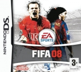 FIFA 08 Losse Game Card voor Nintendo DS