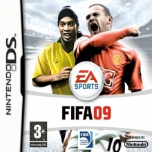 FIFA 09 Losse Game Card voor Nintendo DS
