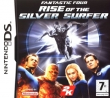 Fantastic Four Rise of the Silver Surfer voor Nintendo DS