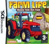 Farm Life: Manage Your Own Farm Losse Game Card voor Nintendo DS
