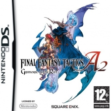 Final Fantasy Tactics A2: Grimoire of the Rift voor Nintendo DS