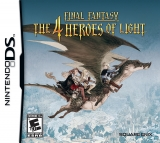 Final Fantasy: The 4 Heroes of Light (NA) voor Nintendo DS