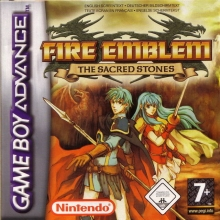 Fire Emblem The Sacred Stones voor Nintendo DS