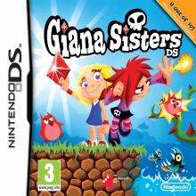 Giana Sisters voor Nintendo DS