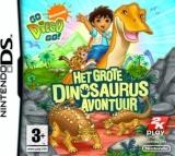 Go Diego Go Het Grote Dinosaurus Avontuur voor Nintendo DS