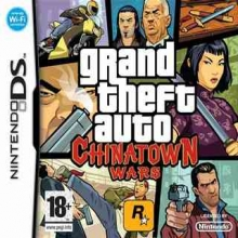 Grand Theft Auto: Chinatown Wars voor Nintendo DS