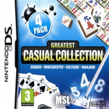 Greatest Casual Collection voor Nintendo DS