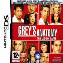 Greys Anatomy The Video Game voor Nintendo DS