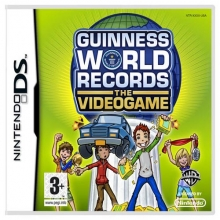 Guinness World Records: The Videogame voor Nintendo DS