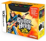Guitar Hero: On Tour & Guitar Grip in Doos voor Nintendo DS