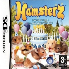 Hamsterz Hamster Feest voor Nintendo DS