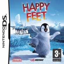 Happy Feet voor Nintendo Wii