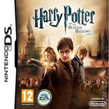 Harry Potter and the Deathly Hallows Part 2 Losse Game Card voor Nintendo DS