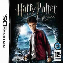 Harry Potter en de Halfbloed Prins Losse Game Card voor Nintendo DS