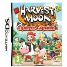 Harvest Moon Frantic Farming voor Nintendo DS