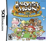 /Harvest Moon: Sunshine Islands voor Nintendo DS