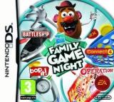Hasbro Familie Spellen Avond voor Nintendo DS