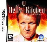 Hell's Kitchen Losse Game Card voor Nintendo Wii