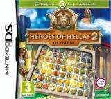 Heroes of Hellas 2 Olympia voor Nintendo DS
