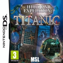 Hidden Expedition Titanic voor Nintendo DS