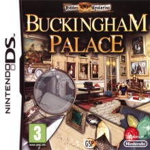 Hidden Mysteries: Buckingham Palace voor Nintendo DS