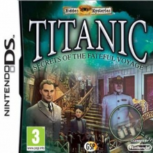 Hidden Mysteries: Titanic: Secrets of the Fateful Voyage voor Nintendo DS