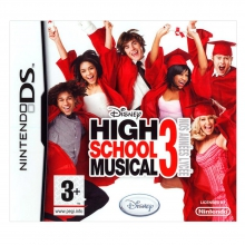 High School Musical 3: Senior Year voor Nintendo DS