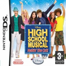 High School Musical Makin' the Cut! Losse Game Card voor Nintendo Wii