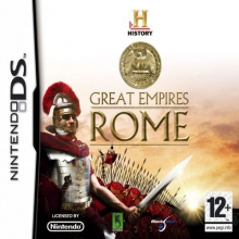 History's Great Empires: Rome voor Nintendo DS