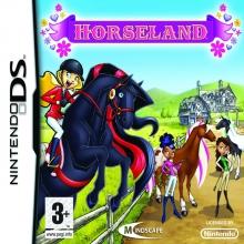 Horseland voor Nintendo DS