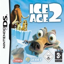 Ice Age 2 Losse Game Card voor Nintendo DS