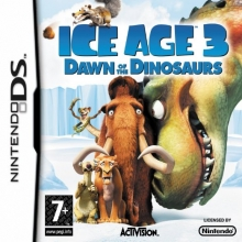 Ice Age 3 Dawn of the Dinosaurs voor Nintendo DS