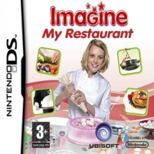 Imagine My Restaurant voor Nintendo DS