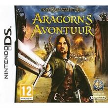 In de Ban van de Ring: Aragorn's Avontuur voor Nintendo DS