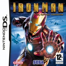 Iron Man voor Nintendo DS