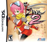 Izuna 2: The Unemployed Ninja Returns Losse Game Card voor Nintendo DS