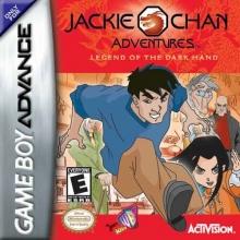 Jackie Chan Adventures Legend of the Dark Hand voor Nintendo DS