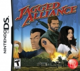 Jagged Alliance voor Nintendo DS