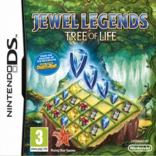 Jewel Legends Tree of Life voor Nintendo DS