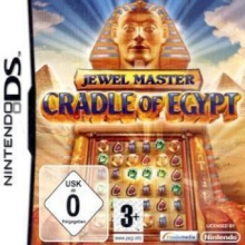 Jewel Master: Cradle of Egypt voor Nintendo DS