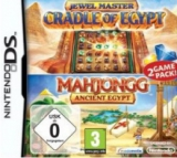 Jewel Master Cradle of Egypt Plus Mahjong Ancient Egypt Bundle voor Nintendo DS